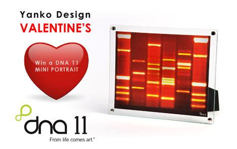 Win A DNA Mini Portrait This Valentines (UPDATE)