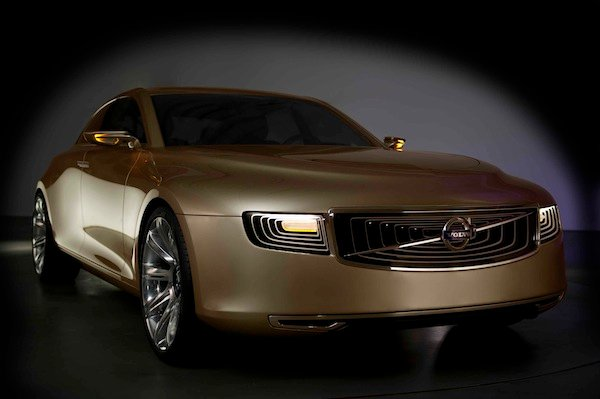 Volvo Launches Concept Car Universe-5