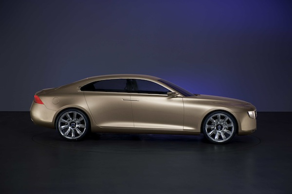 Volvo Launches Concept Car Universe-7
