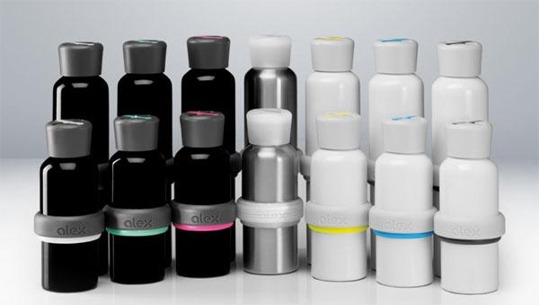 ALEX Reusable Bottle Winners!