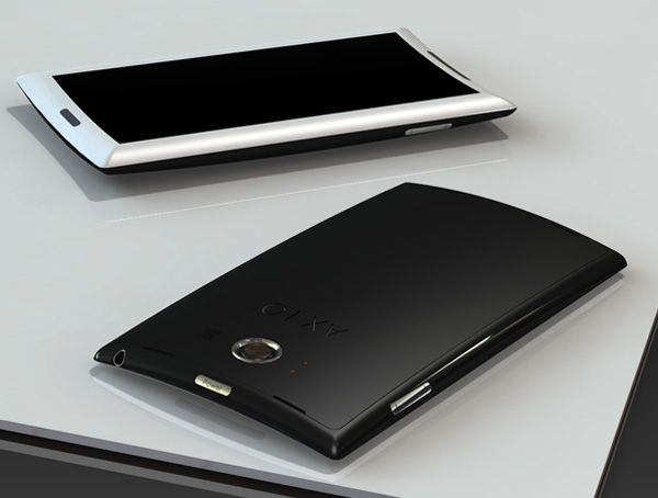 AXIO Power Smartphone by Christos Ragias