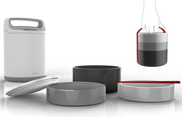 Bento Lunchbox by Vim & Vigor Design