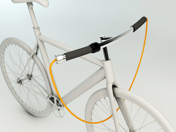 B.Y Handle Lock - Bicycle Lock by Dong Young Seo, Ho Sun Kim & Yea Jin Kang