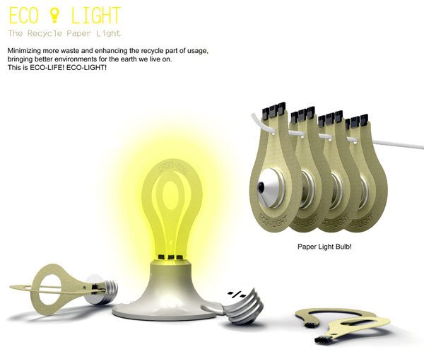 Liteon Eco Light by Tien-Ho Hsu