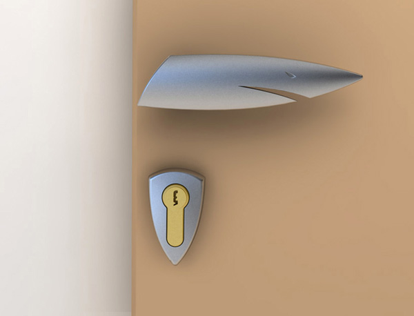 Endangered Door Handles by Roohollah Merrikhpour
