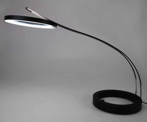 GEO Magnetic - Design for Geometrical-Shaped Desk Lamp Using Magnetism by Hyungwoo Uhm