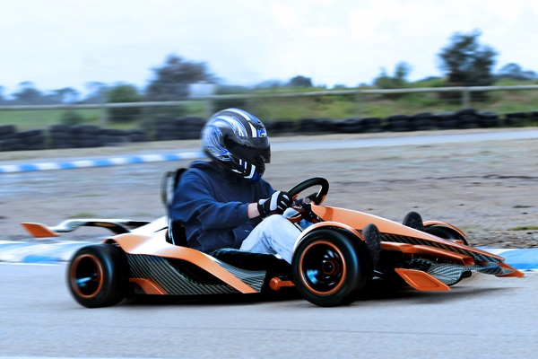 One Go-Kart 2 Go Please