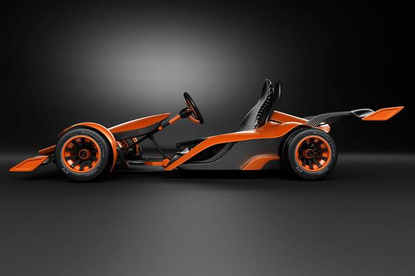 One Go-Kart 2 Go Please | Yanko Design