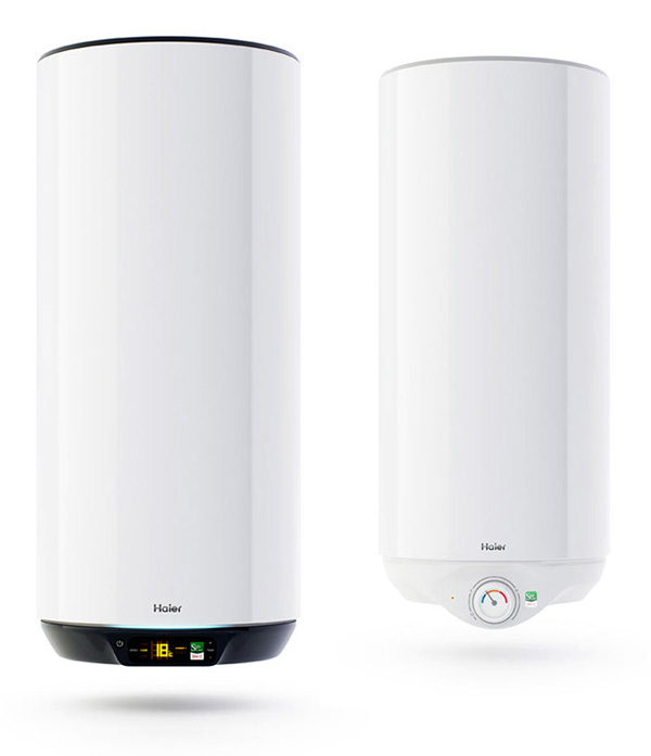 Haier Water Heater Design by Art Lebedev Studio