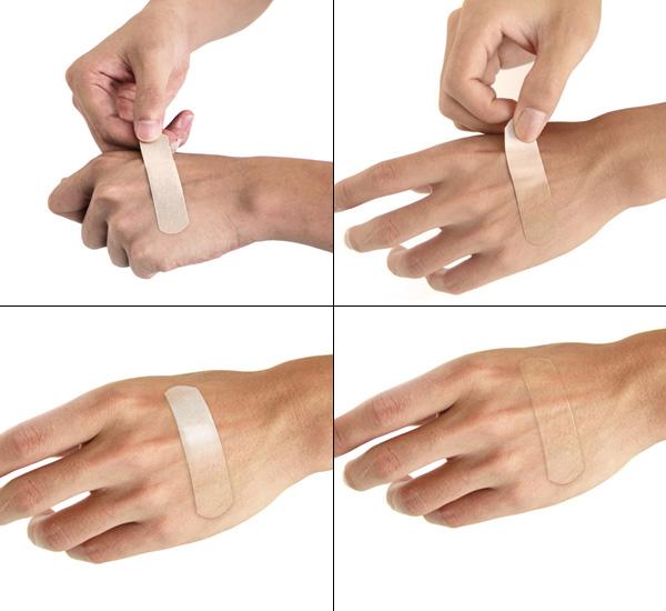 Chameleon Bandage – Band-aid Redesign by Xue Xing Wu, Zi Yu Li, Yue Hua Zhu & Zhi Qiang Wang