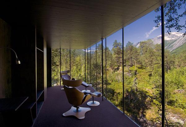 Juvet - Landscape Hotel by Jensen & Skodvin Arkitektkontor