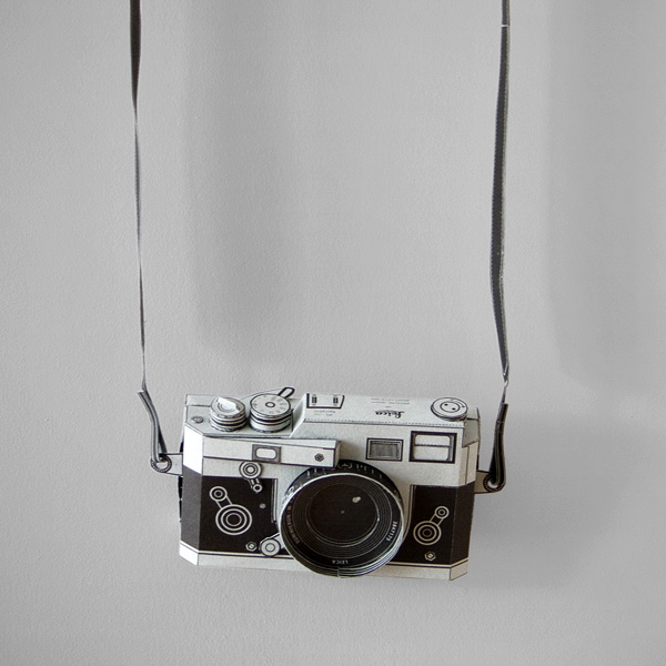 Lie-ca M3 Concept Pinhole Camera by Matt Nicholson