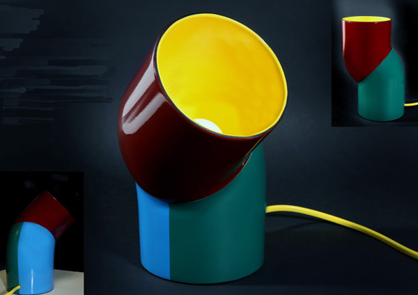 Peering Lamp - image r2_2 on http://bestdesignews.com