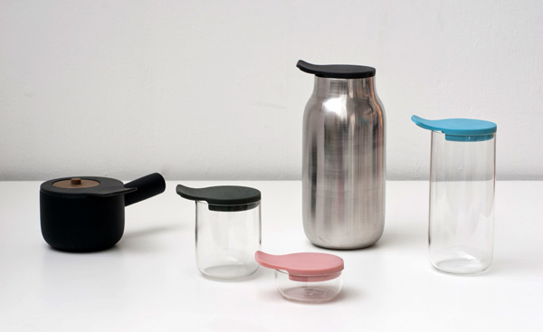 Roofers – Spout Shape Design For Jars and Bottles by Shota Aoyagi