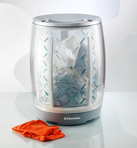 Ten Innovative Ways To Do The Laundry Yanko Design