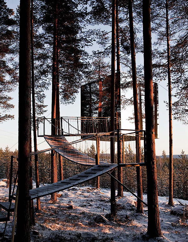At Home In The Trees Yanko Design