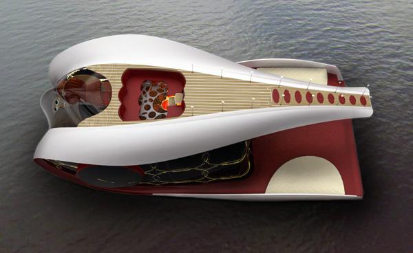Tofi - Yacht by Hyun-Seok Kim