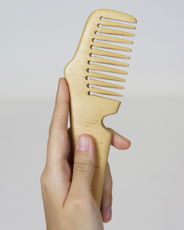 Untangled Tangles - image two_way_comb4 on http://bestdesignews.com