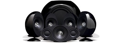 KEF Home Theatre System
