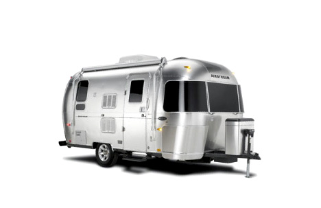 Quiksilver Edition Airstream Trailer