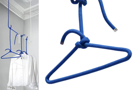 Max – New Coat Hanger System by Rainer Subic