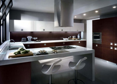 Mood - Scavolini's New Kitchen