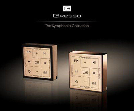 Gresso Symphonia Mp3 Player