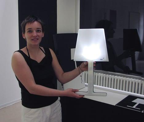 SW U2013 Solar Powered Lamp By Maria Hamprecht