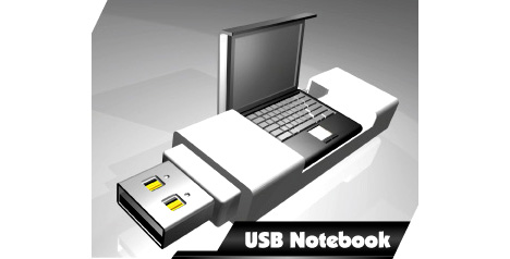 USB Notebook by Hsuan Cheng Li