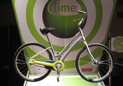 Trek Lime Bike – Ride at Your Speed