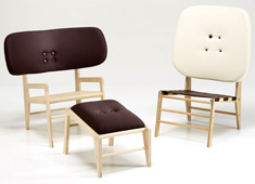 Antropomorfo (Human Form) Chairs by Gam Plus Fratesi