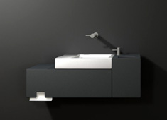 Aqua Zone Bathroom Furniture by Fusioni