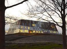 New Metzo College by Erick van Egeraat