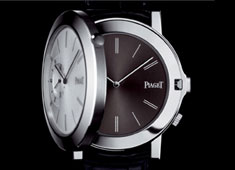 Piaget Altiplano Two Time Zone Watch