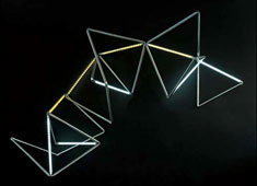 LED Weblight by Korban/Flaubert Studio