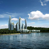 Reflections – World-class Waterfront Living by Daniel Libeskind
