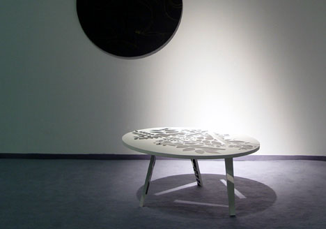 TTTisch – Hangable Table by Isabel Quiroga