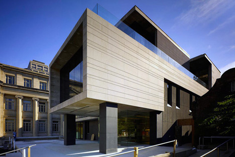 Renovation of Gardiner Museum Of Ceramic Art by Kuwabara Payne Mckenna Blumberg
