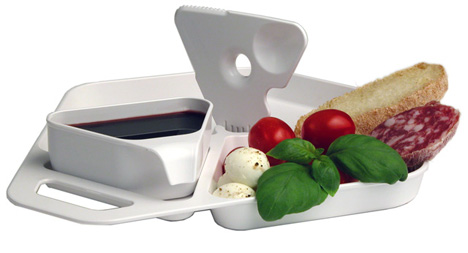 Urbana – 355 Gram Picnic Set by Wolf Udo Wagner