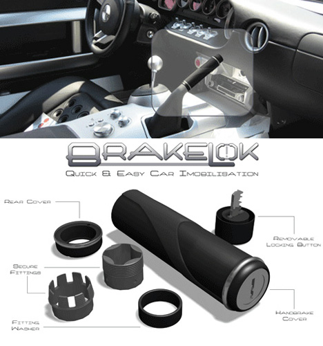 BrakeLok – Car Immobilization by Chris Ward
