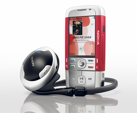 Nokia 5700 ExpressMusic Phone