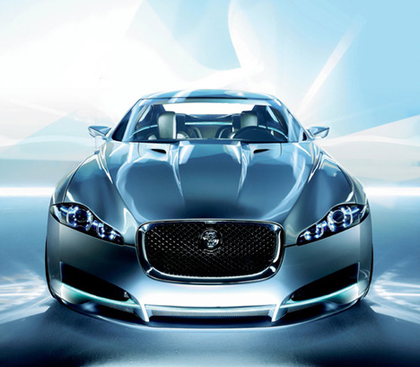 New Breed Of Jaguar C-XF
