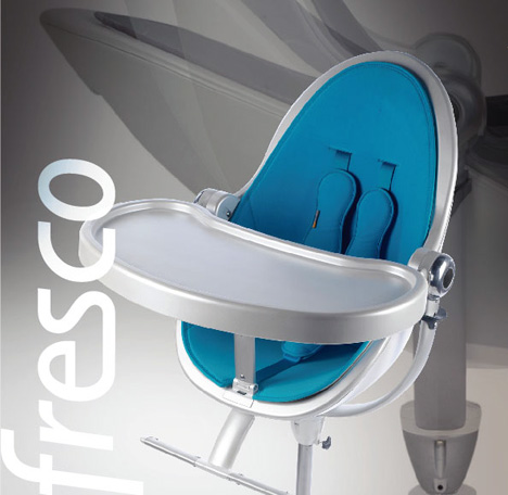 Bloom Fresco – 360 Degree Baby Chair