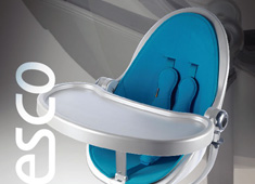 Bloom Fresco - 360 Degree Baby Chair