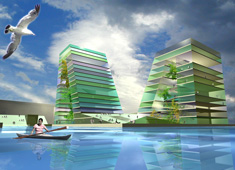 Babylon - Sustainable Building by Mutopia Studio