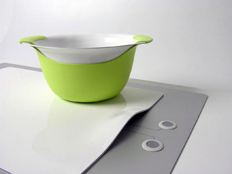 IKX – Cooking Induction Hob by Ute Kempter & Gerd Falk