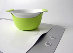 IKX - Cooking Induction Hob by Ute Kempter & Gerd Falk