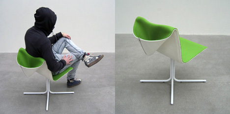 Hood Chair by Broberg Ridderstrale