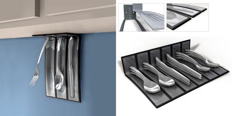Simpleware Displays Cutlery Upright By Sean Mcgreevy