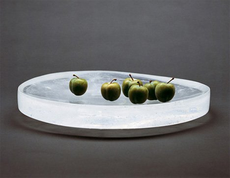 Meniscus Bowl by Claryssa Berning